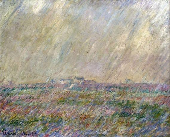 Claude Monet (French, 1840-1926) The Rain (La pluie), 1886-1887.jpg
